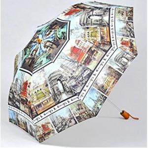 NEW名画シリーズ 折り畳み傘【ジョーンズフランス】【2本セット】