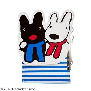 リサとガスパール ビッグアート腰ポケットペンケース【2個セット】