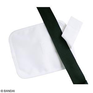くまのがっこうポケットオーガナイザー 【ゆめ ホワイト】【2個セット】