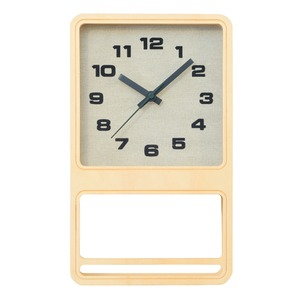 CHAMBRE LUCK CLOCK【NATURAL】