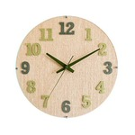CHAMBRE HEMP CLOCK【GREEN】