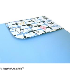 ムーミン クリップボード【2点セット】【Hooray ブルー】