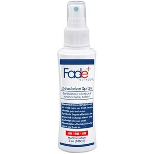Fade+(フェードプラス)消臭・除菌・抗菌スプレー【携帯用】100ml【3本セット】の画像1
