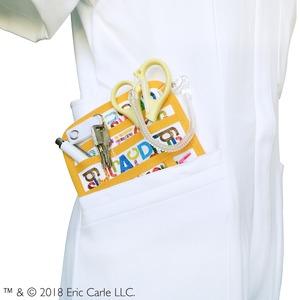 はらぺこあおむし【エリックカール】ポケットオーガナイザー 【アルファベットイエロー】【2個セット】