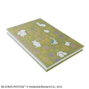 ピーターラビット 御朱印帳【2冊セット】【Botanical】の写真1