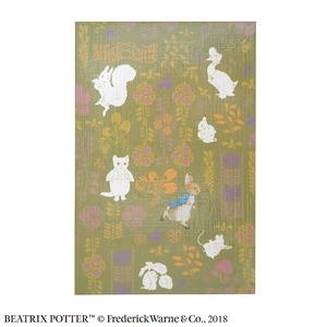 ピーターラビット 御朱印帳【2冊セット】【Botanical】