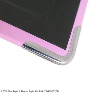 バーバパパ クリップボード【同柄2個セット】【バーバパパ ピンク】