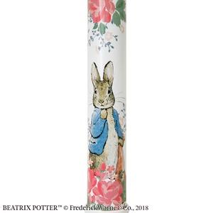 【4つ折り伸縮式ステッキ/杖】 ピーターラビットステッキ Glorious garden