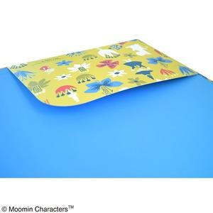 ムーミン クリップボード【同柄2個セット】【KOBANAグリーン】