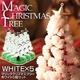 マジッククリスマスツリー ホワイト 5個セット 写真1