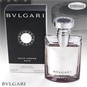 BVLGARI プールオム ソワール 100ml
