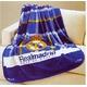 レアルマドリード公式商品 ブランケット&マルチ(フリース)-レアル柄 - 縮小画像1