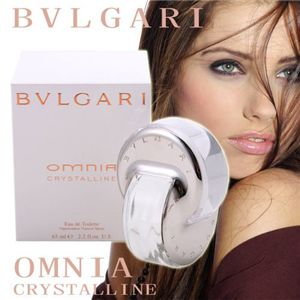 BVLGARI(ブルガリ) オムニア クリスタリン EDTSP65ml - 拡大画像