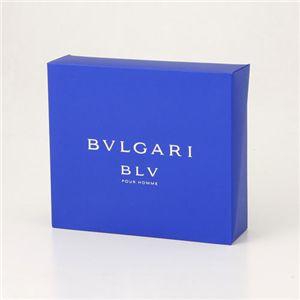 BVLGARI(ブルガリ) メンズフレグランスコフレ ブルガリ ブルー プールオム キット