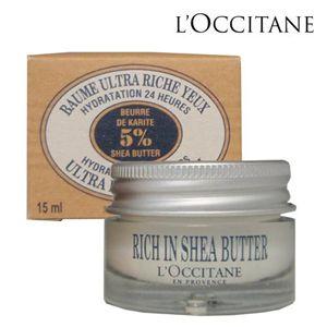 L'OCCITANE(ロクシタン) シアリッチアイバーム 24H 15ml