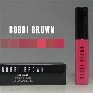 BOBBI BROWN(ボビイ ブラウン) リップグロス #11 Beige(ベージュ):ヌードローズ - 拡大画像