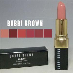 BOBBI BROWN(ボビイ ブラウン) リップカラー #5 ROSE(ローズ):ラズベリーローズ - 拡大画像