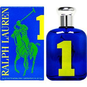 RalphLauren(ラルフローレン) 香水 ポロ ビックポニー コレクション #1 ブルー - 拡大画像