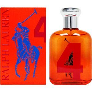 RalphLauren(ラルフローレン) 香水 ポロ ビックポニー コレクション #4 オレンジ - 拡大画像