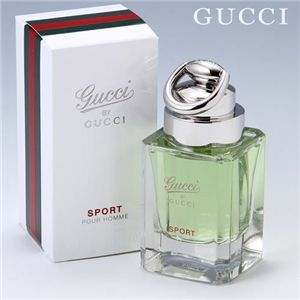 new arrival ba78e 6af6e GUCCI(グッチ) グッチ by グッチ スポーツプールオム 50ml