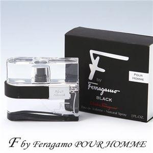 Salvatore Ferragamo(サルヴァトーレ フェラガモ)香水 エフバイフェラガモ プールオムブラック 30ml