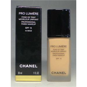 CHANEL(シャネル) プロ ルミエール SPF15/PA++ カラー:40 - 拡大画像