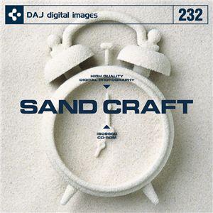 写真素材 DAJ232 SAND CRAFT 【砂のクラフト】 - 拡大画像