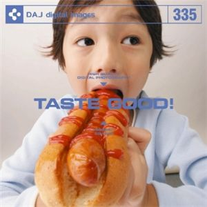 写真素材 DAJ335 TASTE GOOD 【おいしい顔】