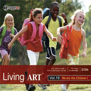 写真素材 imageDJ Living Art Vol.16 子供王国(1)