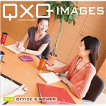 写真素材 QxQ IMAGES 016 Office & Women