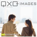写真素材 QxQ IMAGES 018 Happy couple