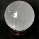 天然水晶丸玉 - 縮小画像2