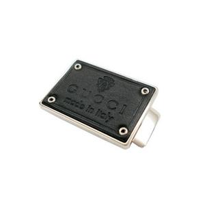 GUCCI(グッチ) マネークリップ 199929 A8W0N 1000 BLACK