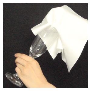 業務用 グラス拭き用トレシー Mサイズ - 拡大画像