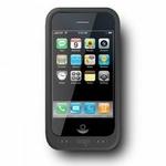 aigo iPhone Battery 3G/3GS N2615 シリコンケース型バッテリー