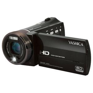 YASHICA 1000万画素フルハイビジョンムービー ADV-1025HD - 拡大画像