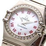 238,000円【オープン】 OMEGA(オメガ)コンステレーション 30Pダイヤベゼル 1466