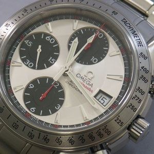 OMEGA(オメガ) 腕時計 ニュースピードマスター 3211.31 - 拡大画像
