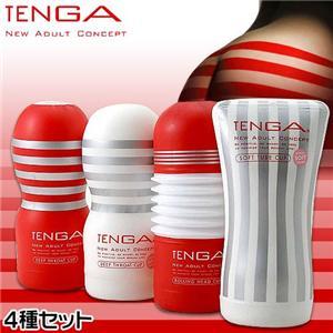 今、かなり話題のアレ!「TENGAカップ売れ筋4種セット」