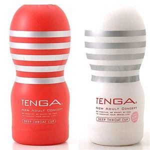 TENGA(テンガ) 4種セット(ディープ・ディープSS・ローリング・ソフトチューブSS)