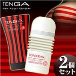 TENGA(テンガ) ソフト・チューブカップ スペシャルハードエディション&ローリングヘッド・カップスペシャルソフトエディションセット(各1点)計2点セット