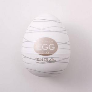 TENGA(テンガ) EGG SILKY[シルキー] 6個セット