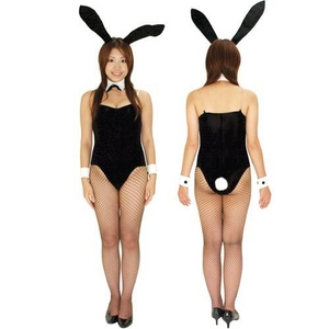 CG042 Bunny(バニー) ブラック