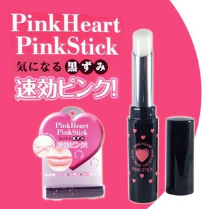 ピンクハート ピンクスティック - 拡大画像