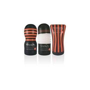 TENGA(テンガ) BLACK 全3種セット