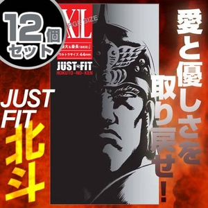 ジャストフィット北斗 XL【12箱セット】 - 拡大画像