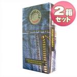 ジャパンメディカル コンドーム カジュアルスタイルジーンズ1000 【2箱セット】