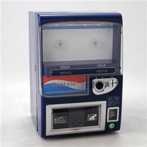 自動販売機型保冷庫 RA-C23 ブルー - 拡大画像