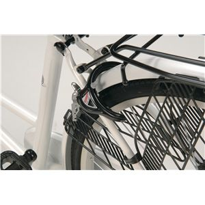 MYPALLAS(マイパラス) 自転車 M-513 26インチ ワインレッド (シティサイクル)