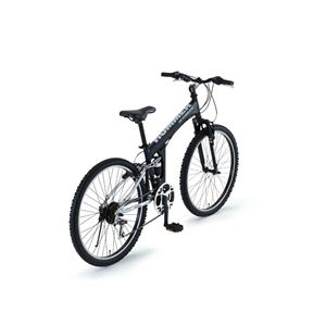 HUMMER(ハマー) 自転車 26インチ ATB268 W-sus LK ブラック